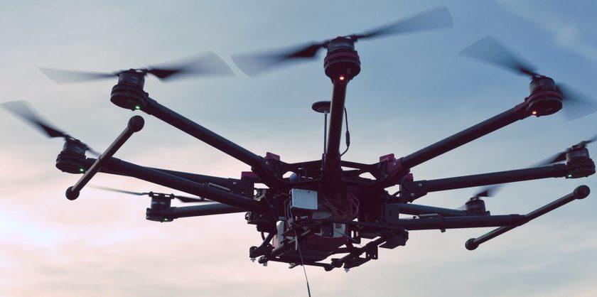 Profi Drohne / Quadrocopter
